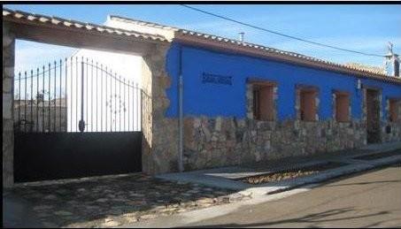Fachada Casa Genia