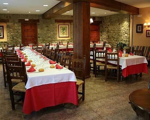 Restaurante Hotel Tres Picos