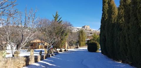 Entorno Camping Castillo de Loarre