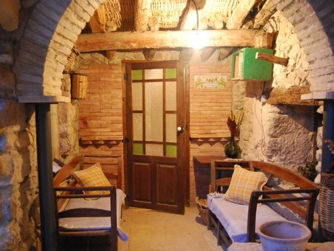 El Callejón de Andresé, un lugar para descansar