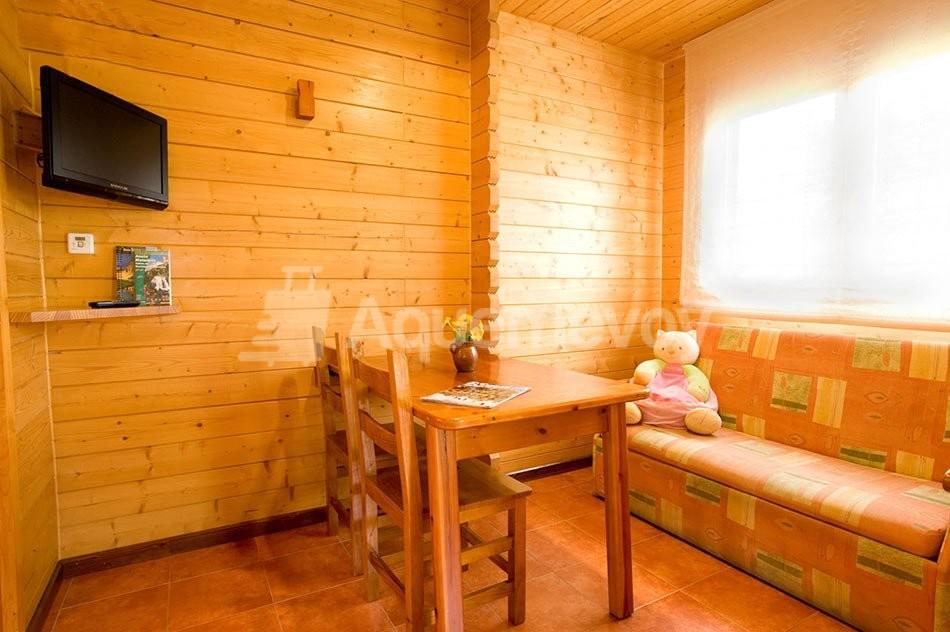 Bungalow de 1 habitación - Pequeño salón-comedor