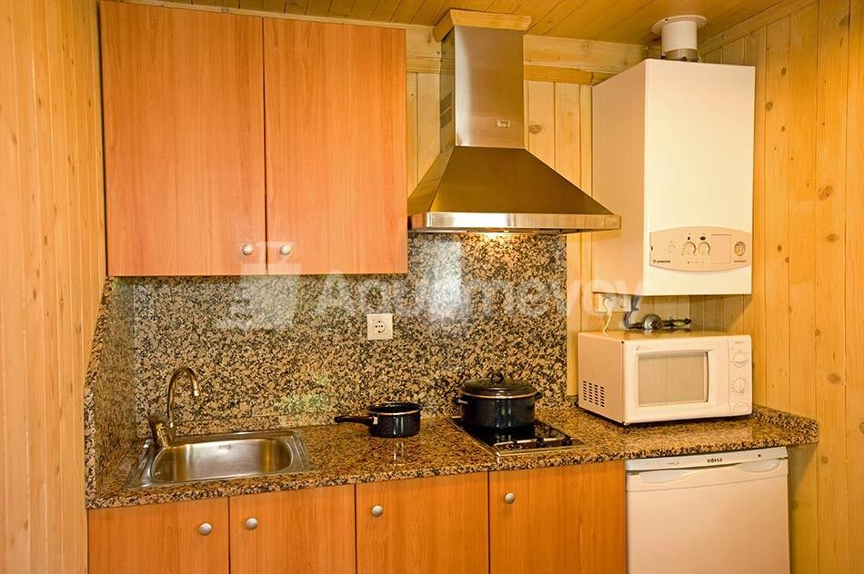 Bungalow de 2 habitaciones - Cocina