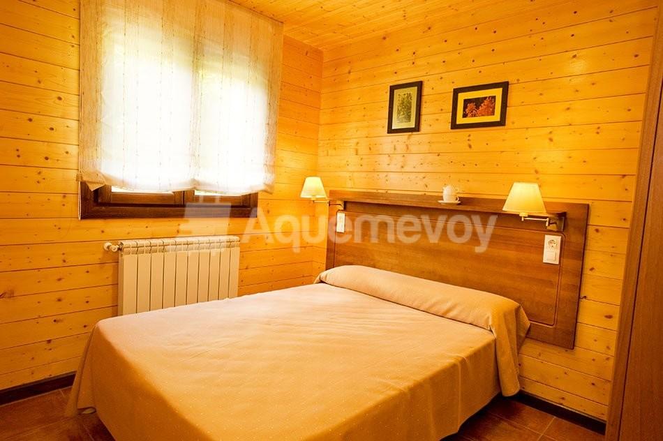 Bungalow de 2 habitaciones superior - cama matrimonio