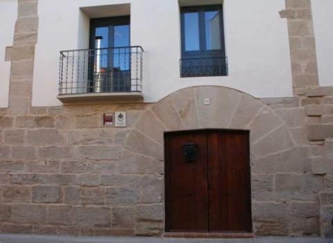 Fachada de Casa Abellanas